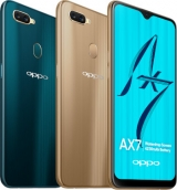 The OPPO AX7.