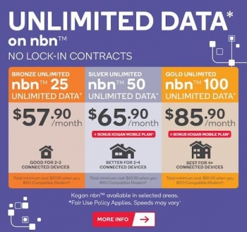 Kogan lowers NBN prices, but is Vodafone still better value?