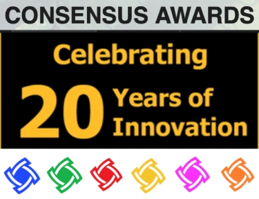 Consensus Awards: Innovation shines through lockdown with two major winners