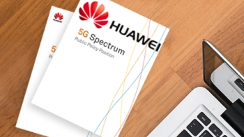 Huawei's 5G spectrum position paper appeals for global harmonisation at Global MBB London Forum