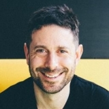Deliveroo Australia country manager Levi Aron