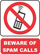 Mobile phone financial scam calls on the increase: anecdotal evidence