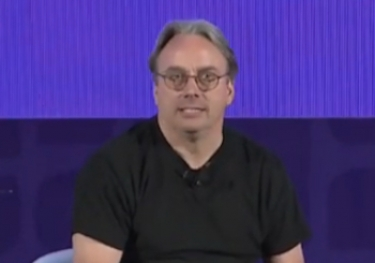 "Linus Torvalds: ""I have found the last four years of US politics to be very, very depressing."""