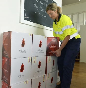 Australia Post bottles up a partnership with Alibaba's 1688.com