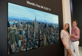LG's 'world-first' 88-inch 8K OLED TV launches at IFA