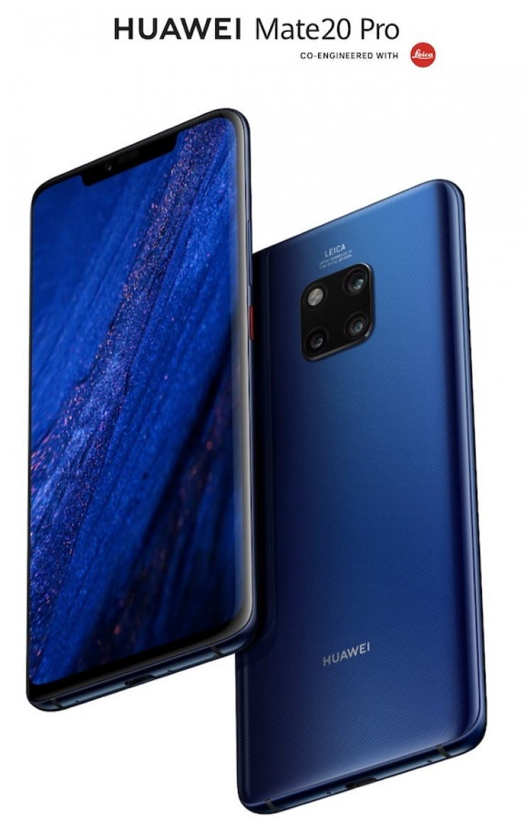 9104278eb56 iTWire - Huawei's new Mate 20 Pro: arguably the best smartphone in ...