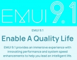 Huawei bringing EMUI 9.1 update to Mate 10/20, Nova 3i/e and P30 lite