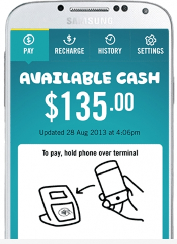 Yes: Optus cashes in on cashless NFC mobile payments