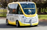 Australia's first driverless bus being tested in WA
