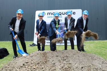 Work starts on Macquarie IC3 data centre