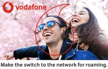 Vodafone adds 11 destinations to its $5 roaming deal