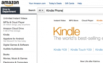 iPhone 5 wannabe killer: Amazon Kindle phone in Foxconn thriller?