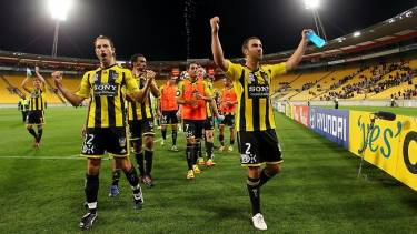 Huawei rises up with Wellington Phoenix