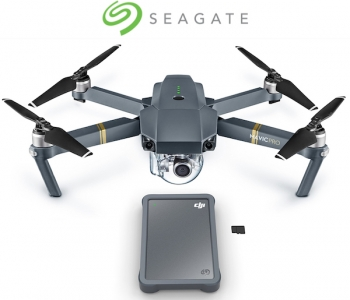 Seagate drones on with new DJI Fly Drive, now in Australia