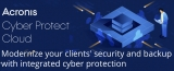 Acronis launches Cyber Protect Cloud, making cyber protection for all workloads available at no-charge to MSP partners globally