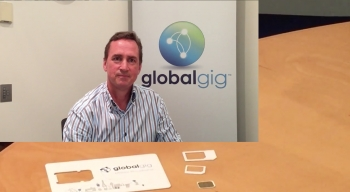 VIDEO Interview: Globalgig goes 4G in OZ and UK, 10GB for $50pm