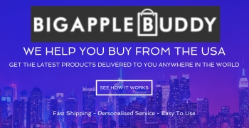 Big Apple Buddy: new luxury service to buy from the US