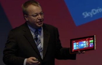 Nokia announcement - new Lumia tablet and two Windows Phones