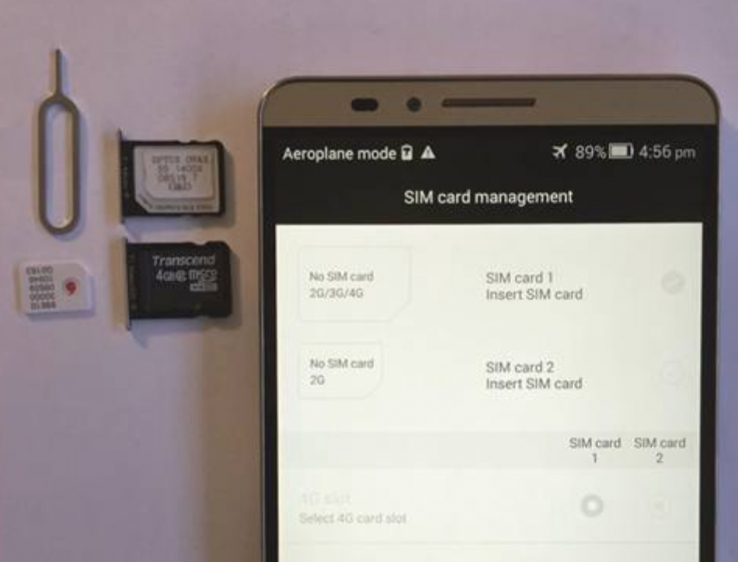 iTWire - VIDEO: Huawei Ascend Mate7 - 32GB model IS a dual-SIM phone