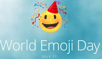 World Emoji Day Sunday 17 July