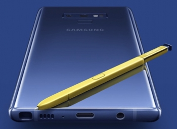 Samsung Note9 battery catching fire claim in New York