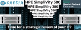 Centra Networks hyperconverges with HPE SimpliVity for simply vital benefits
