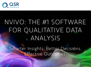 VIDEO: Unstructured data can be turned into smarter insights faster: NVivo
