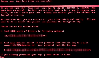 Huge ransomware attack hits Europe and spreads