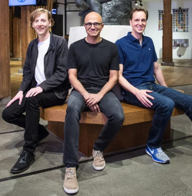 iTWire - Microsoft buys GitHub for A$9 79b, deal to close by year-end