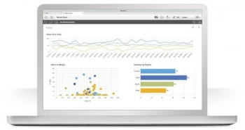 Making sense of data with Qlik Sense