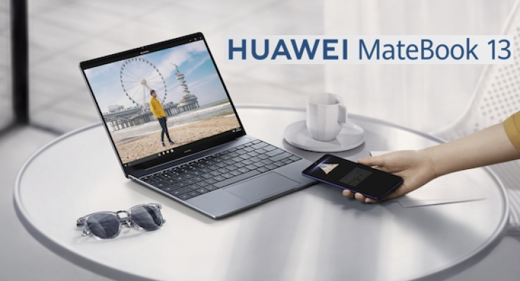 iTWire - Huawei launches new 2019 MateBook 13 at Microsoft