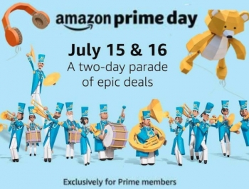Amazon Australia primed and ready for longest Prime Day event worldwide from 15 July