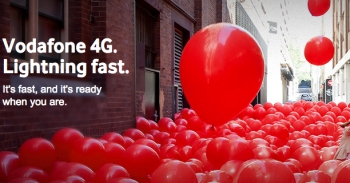 Vodafone turns on 4G in Adelaide