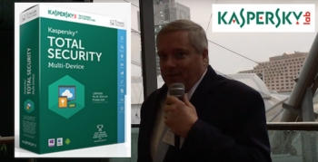 VIDEO: Kaspersky Lab unveils new Australian team at Partner Engage event