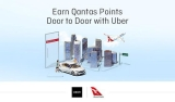 Uber joins Qantas Frequent Flyer scheme