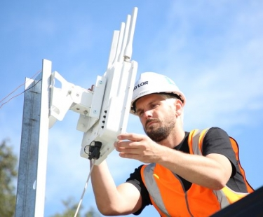 Taylor Construction successfully trials 5G for high-tech applications