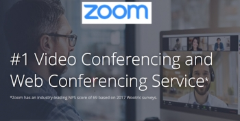 Zoom makes room for accurate machine learning transcription and more