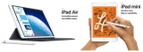 Apple launches new iPad mini at last, and new iPad Air, both with A12 CPU and Pencil compatibility