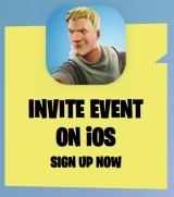 Sign-ups begin for 'Fortnite' Battle Royal invite event on iOS