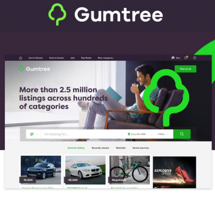 iTWire - VIDEOS: On Gumtree's 10th birthday, new rebrand