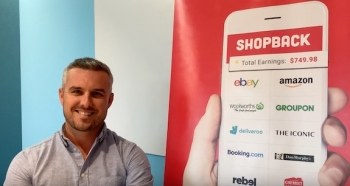 Angus Muffet, Country Manager of ShopBack Australia
