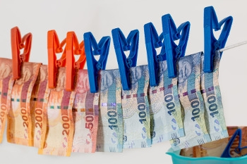 Study identifies likely personas involved in laundering money