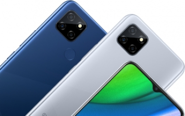 realme releases cheapest 5G smartphone, based on MediaTek, in China