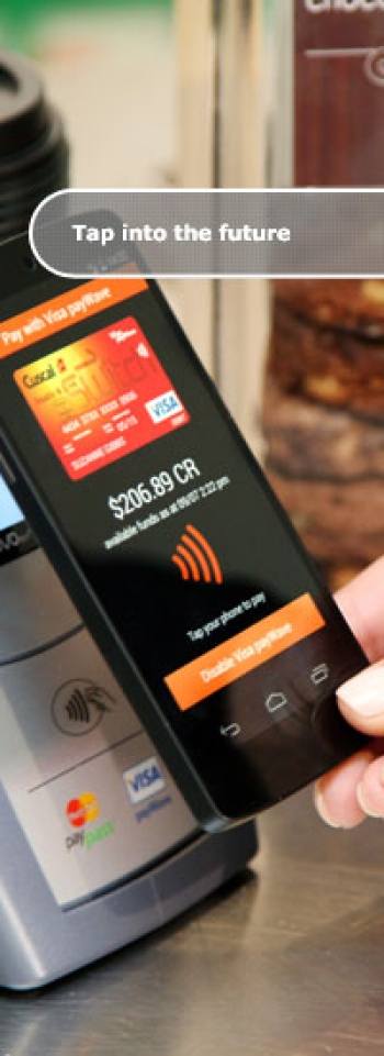 The smart way to pay is by phone for many consumers