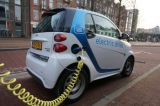 Network of charging stations for electric vehicles planned
