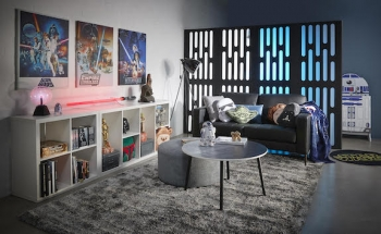 Use the force for fantastic Star Wars sci-fi furniture from a store not so far away