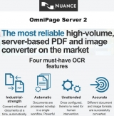 Nuance delivers OmniPage Server 2 for 'most comprehensive and power document conversion solution to date'