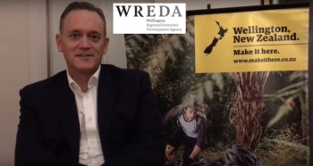 VIDEO Interview: Chris Whelan explains why start-ups should follow the WREDA