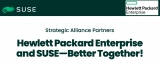 HPE and SUSE 25+ year alliance sees open source, open collaboration and mission-critical innovation