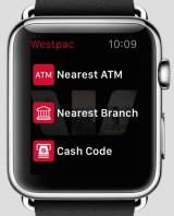 Wrist action: banking by Apple Watch with Westpac and St George